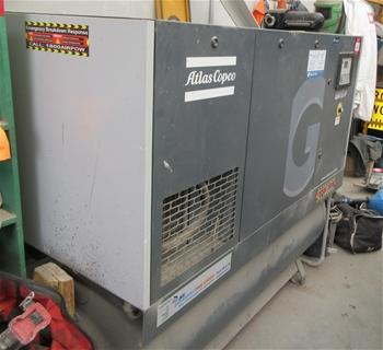 Atlas Copco Air Compressor, GA15FF