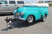 1993 Homemade Custom FX Holden Camper Trailer