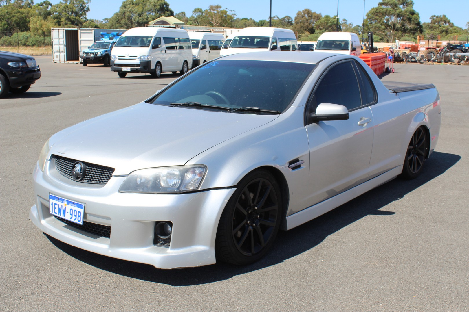 2008 Holden Commodore SS VE Manual Ute