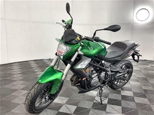 2017 Benelli BN302 2 seater Road,