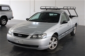Unreserved 2004 Ford Falcon XL BA Automatic Ute