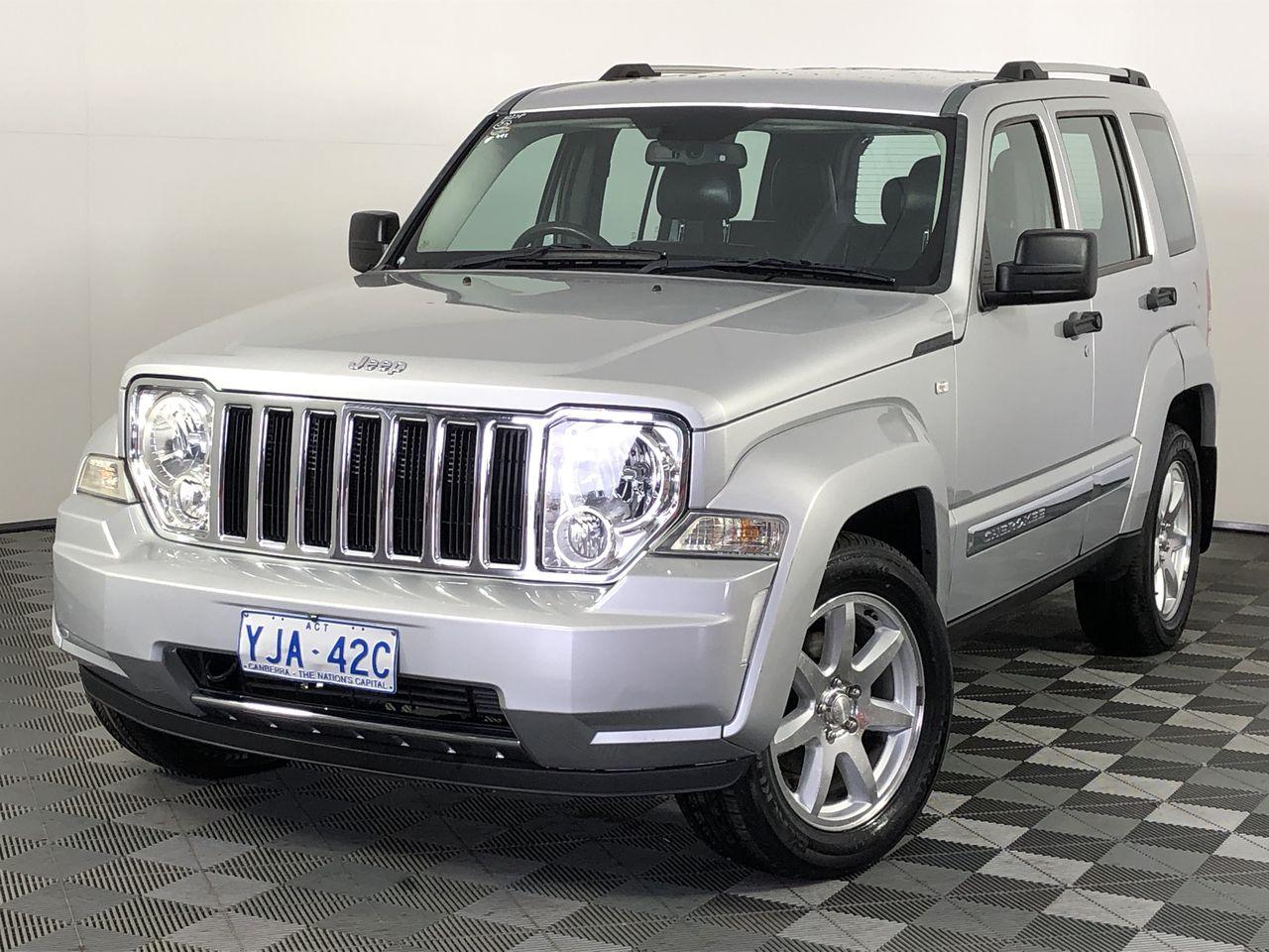2012 Jeep Cherokee Limited (4x4) KK Automatic Wagon