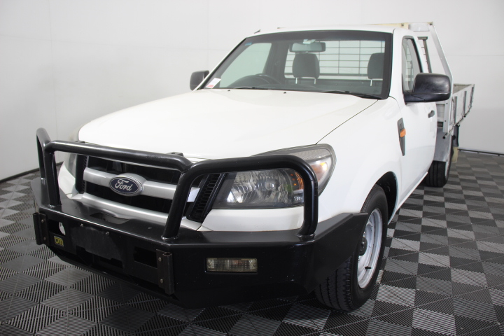 2009 Ford Ranger XL Turbo Diesel Cab Chassis