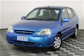 Unreserved 2004 Kia Rio LS Automatic Hatchback