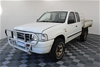 2003 Ford Courier XL Xtra Cab (4x4) PG T/ Diesel Manual Ute