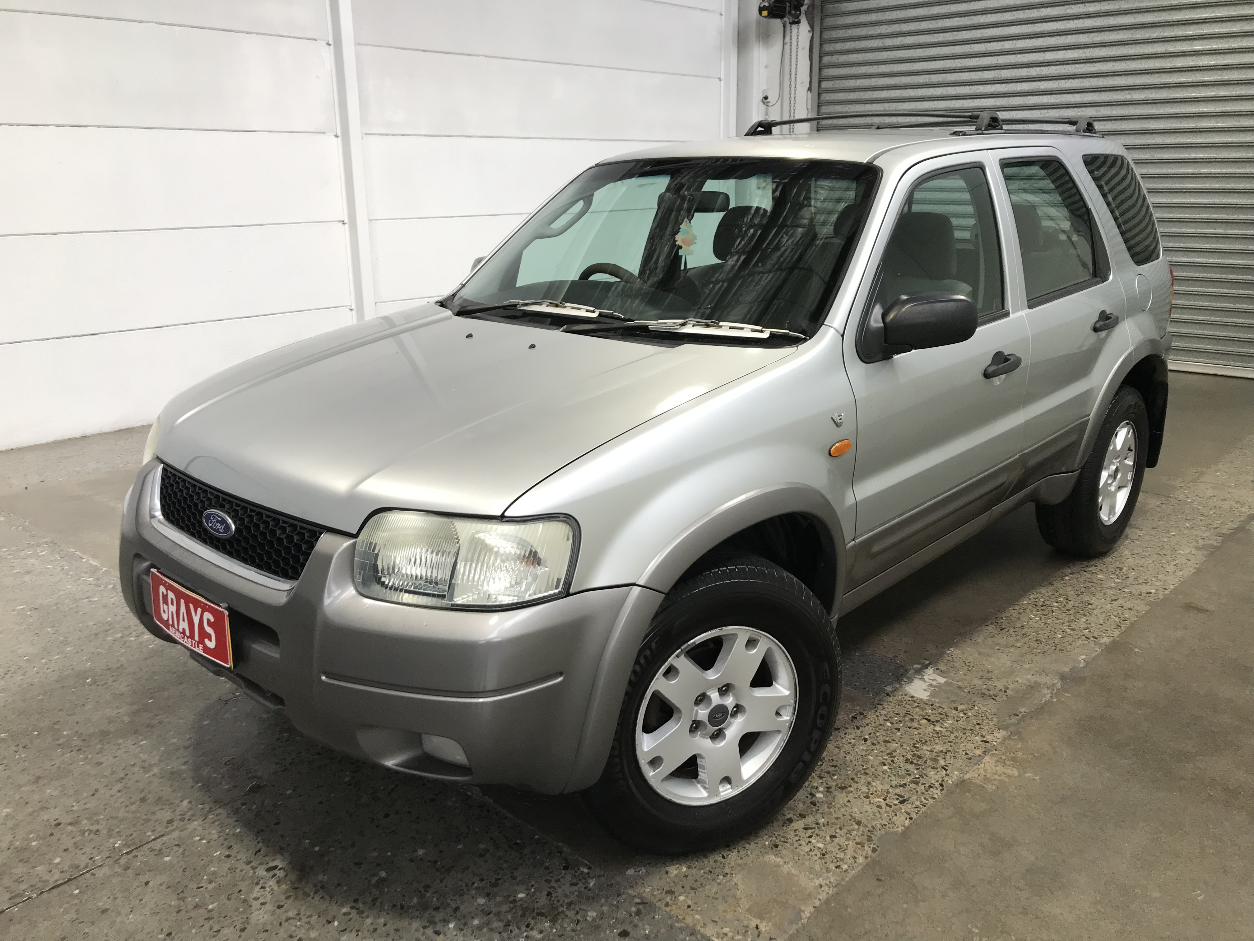 2004 Ford Escape XLT ZB Automatic Wagon