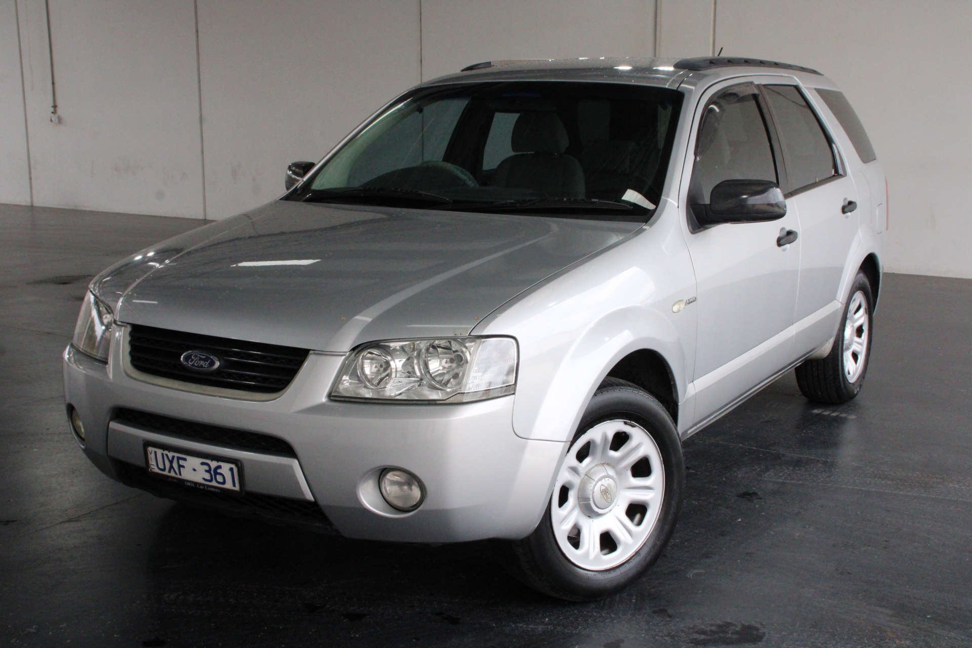 2004 Ford Territory TX (4x4) SX Automatic Wagon