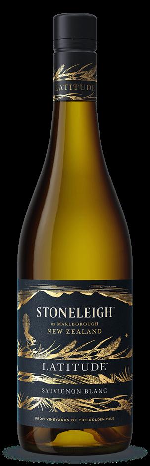 Stoneleigh `Latitude` Sauvignon Blanc 2017 (6 x 750mL), Marlborough, NZ.