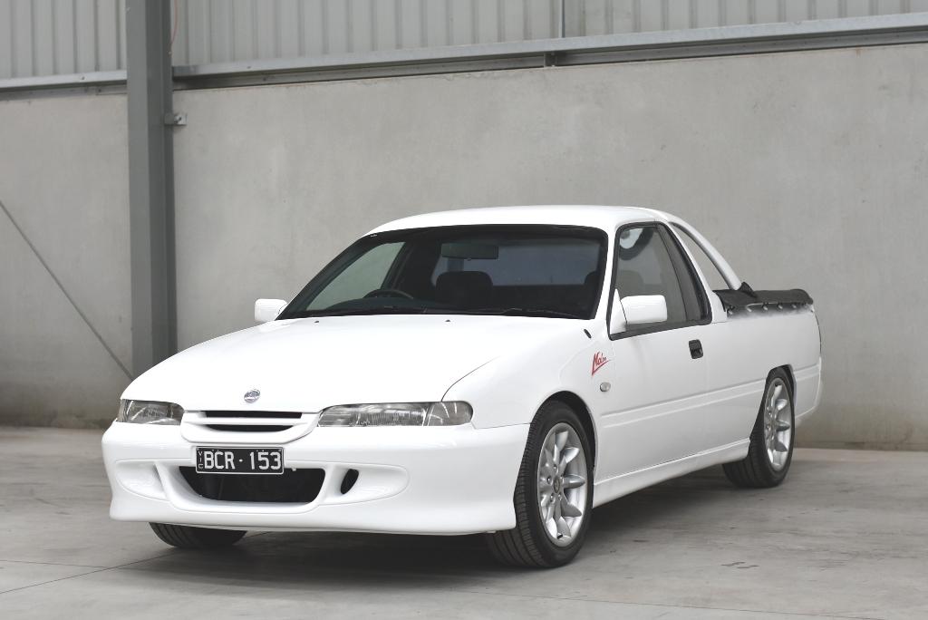 1996 HSV Maloo VS 5.0L V8 - 5sp Manual 5.0L V8 Ute