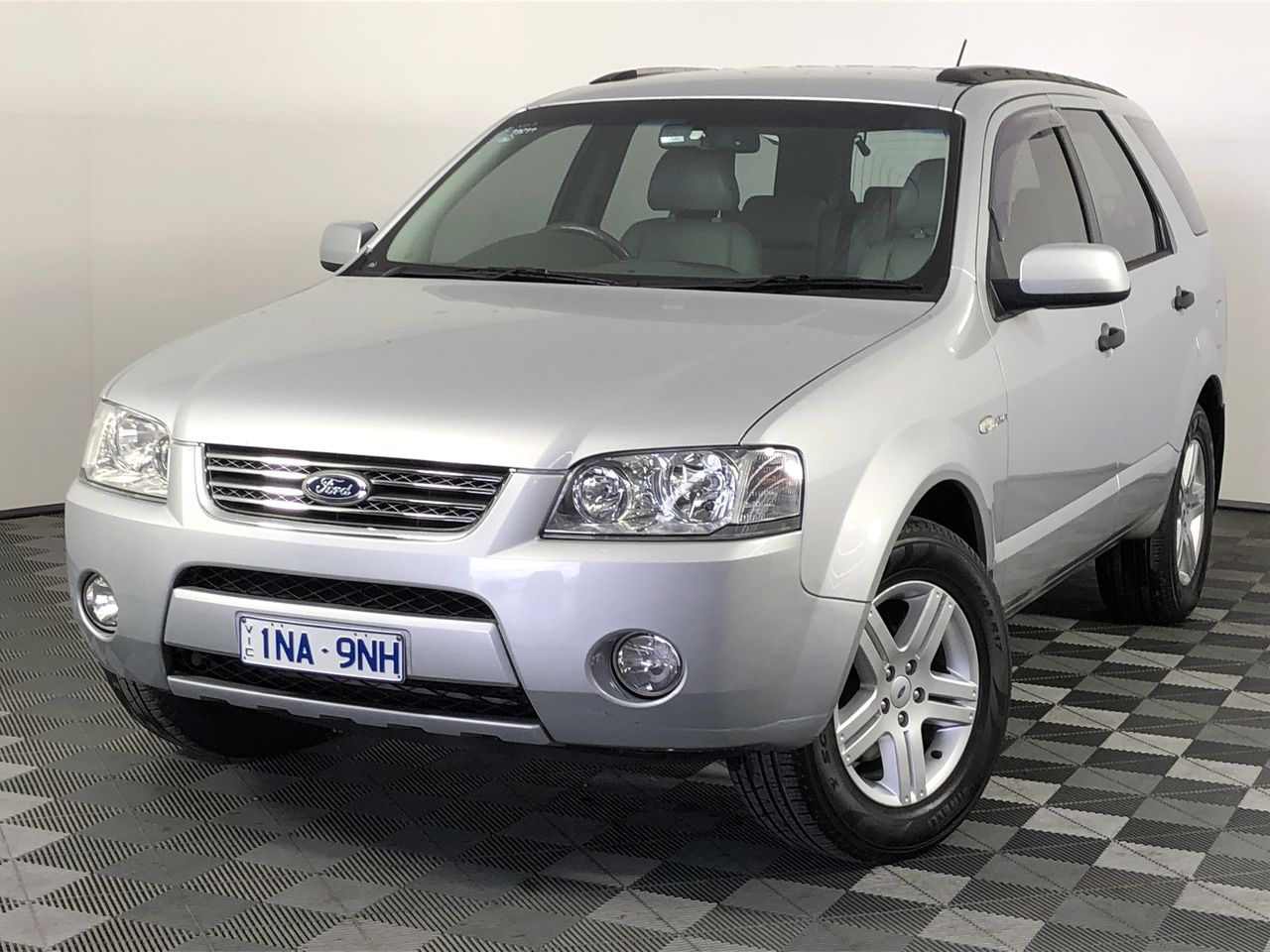 2007 Ford Territory Ghia (4x4) SY Automatic 7 Seats Wagon