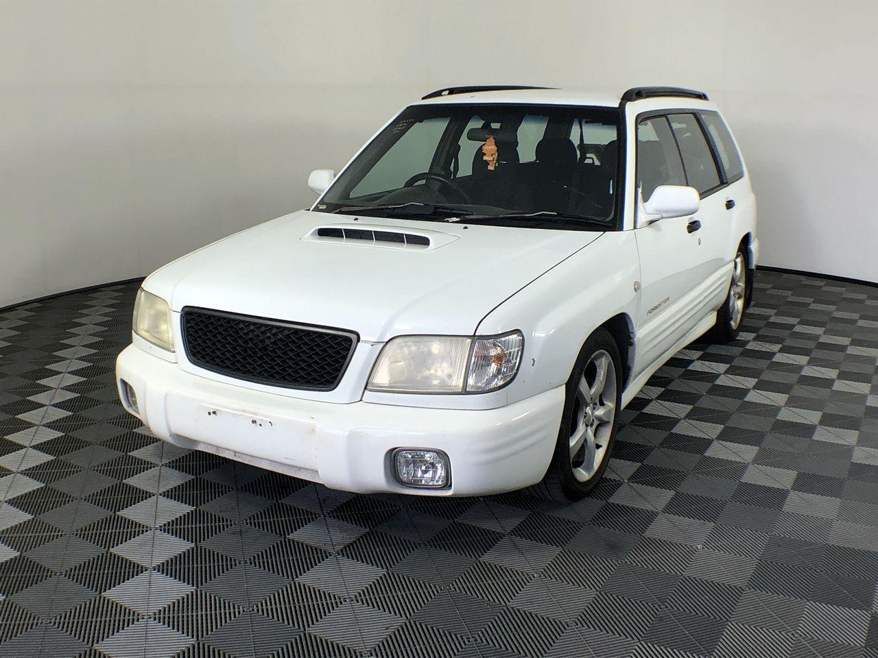 2000 Subaru Forester GT Manual Wagon