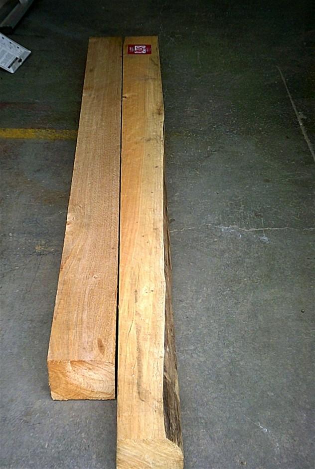 2 units of 150mm x 150mm Cypress Posts.