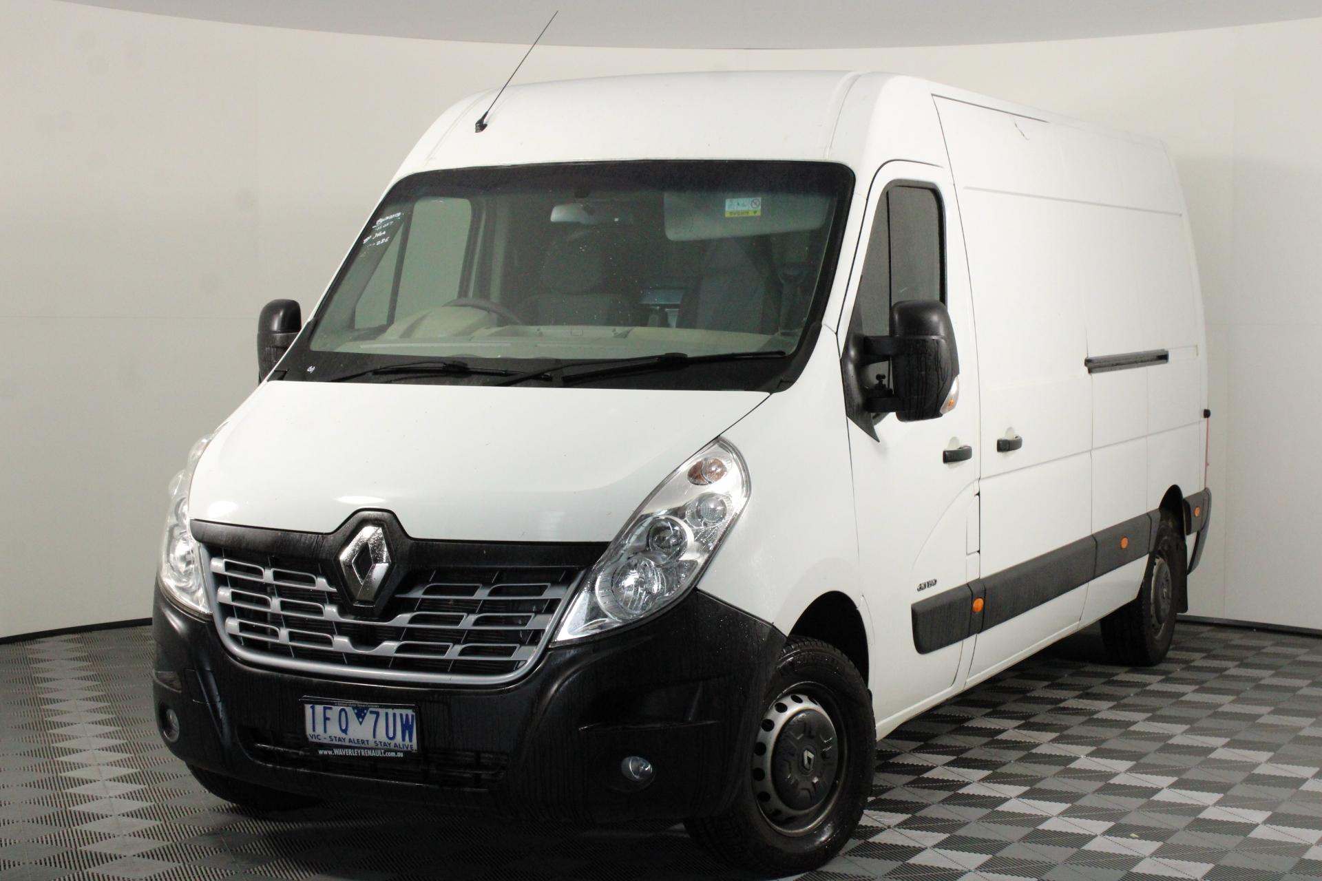 2015 Renault Master LWB Mid Roof Turbo Diesel Automatic Van