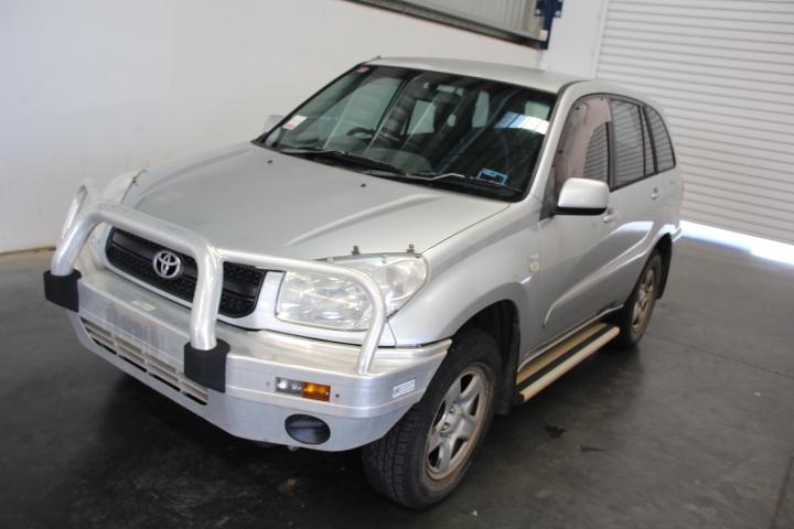 2004 Toyota Rav 4 CV 4WD SUV