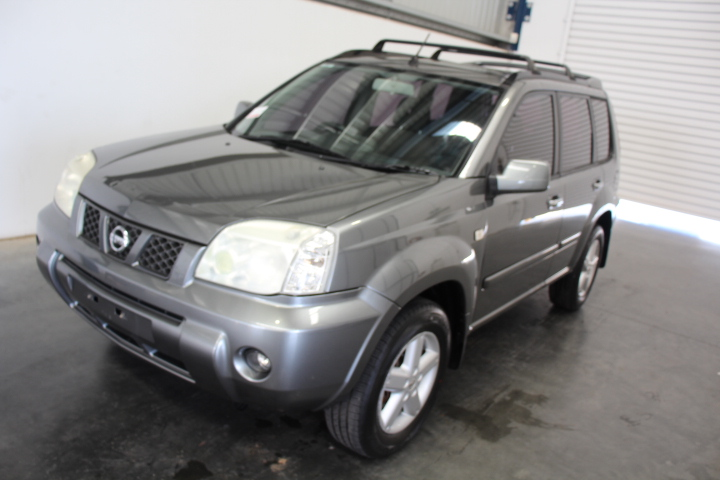 2007 Nissan X-Trail ST (4x4) T30 Automatic Wagon(WOVR)