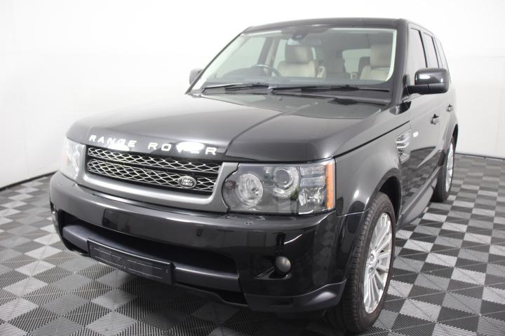 2009 (MY10) Land Rover Range Rover Sport 3.0 TDV6 Turbo Diesel Auto Wagon