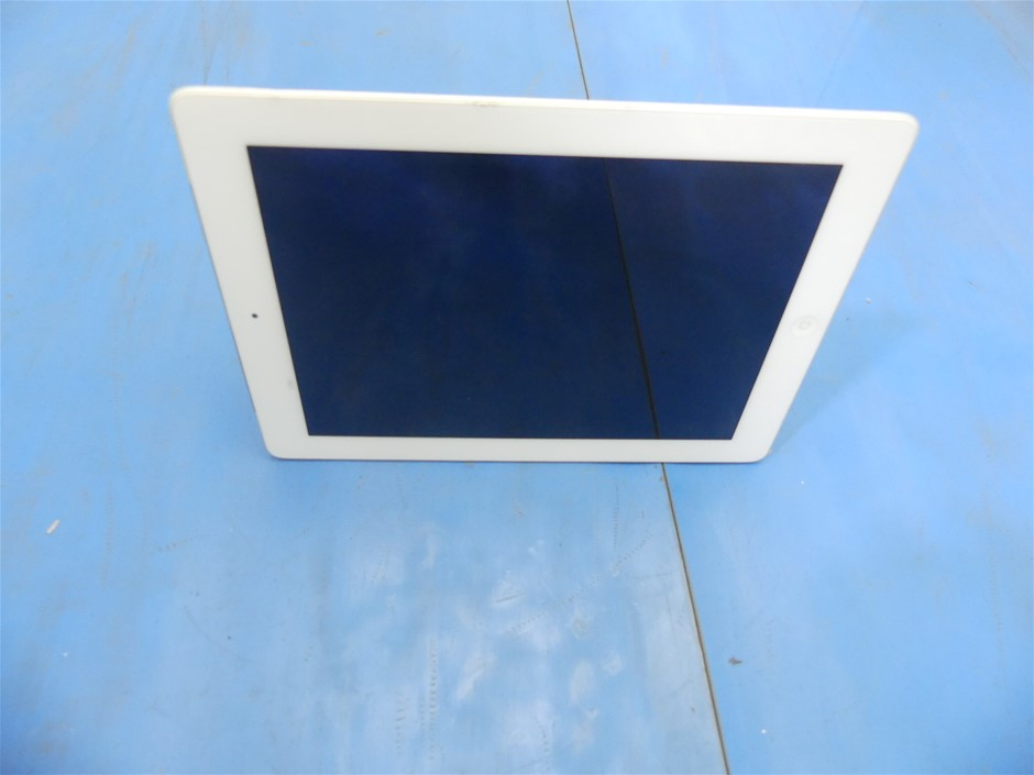 Apple iPad 4 Wi-Fi + 4G Cellular 16GB (White)