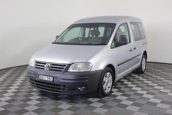 2006 Volkswagen Caddy Life 1.9 TDI T/Diesel Auto 7 Seats People Mover