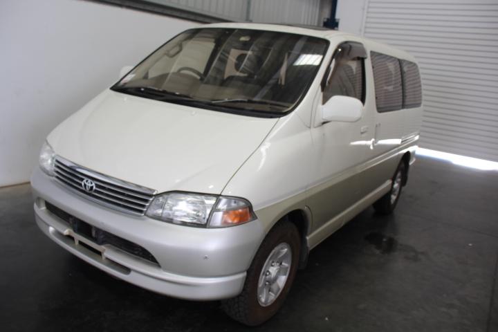 1999 Toyota Granvia Automatic 7 Seats Van