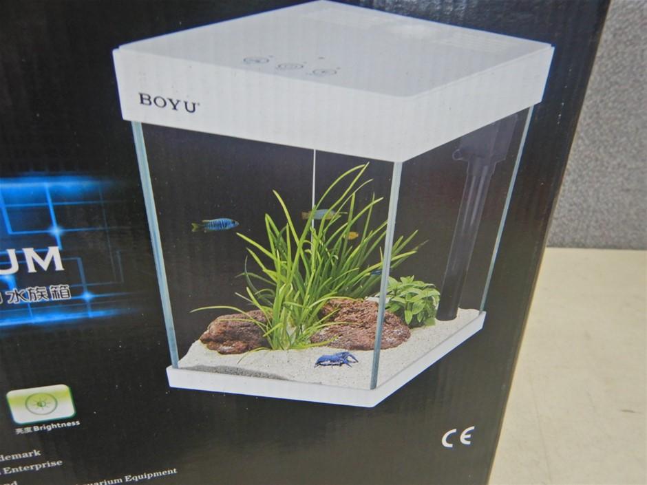 Qty 4 X Boyu Me 213r Magic Led Aquariums Pooraka Sa Auction 0221 8012310 Graysonline Australia