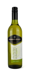 Roberts Estate Pinot Grigio 2019 (12 x 750mL) SEA
