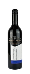 Roberts Estate Merlot 2019 (12 x 750mL) SEA