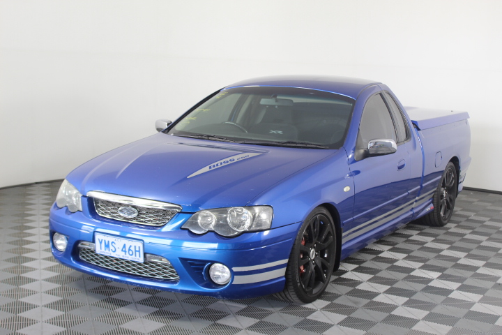 2007 Ford Falcon XR8 Supercharged BF MKII Automatic Ute