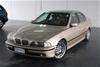 1997 BMW 5 28i E39 Automatic Sedan