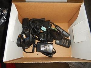 Sepura STP900 Handheld Radios