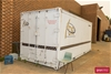 ESSU Refrigerated Shipping Container