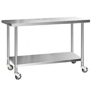 Cefito 1524x610mm Commercial 304 Stainle