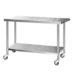 Cefito 1524x760mm Commercial Stainless S