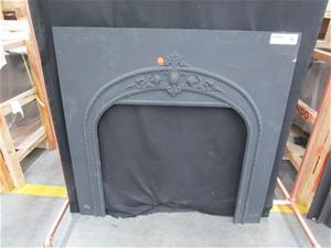 Agnews No. 2 Cast Iron Fireplace Surroun