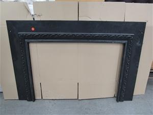 Agnews No. 1 Cast Iron Fireplace Surroun