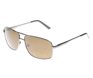 Pair TIMBERLAND Sunglasses, Brown Tinted