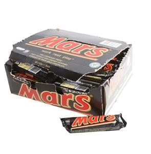 48 x MARS BARS Chocolates 53g. Buyers No