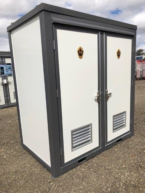 2019 Unused Double Toilet Block