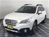 2016 Subaru Outback 2.5i B6A CVT Wagon