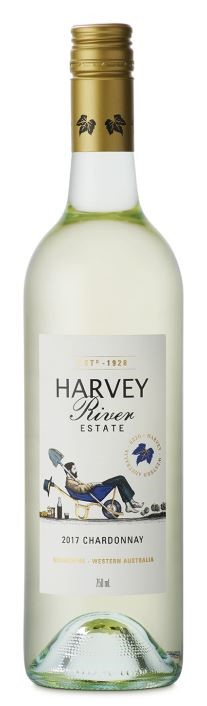 Harvey River Estate Chardonnay 2017 (6 x 750mL) WA