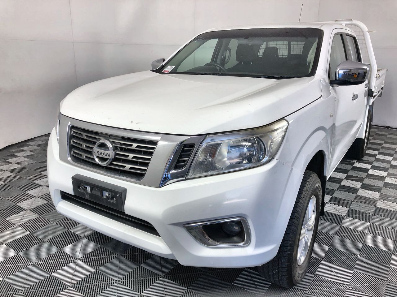 2015 Nissan Navara NP300 4x4 71,038km's Auto