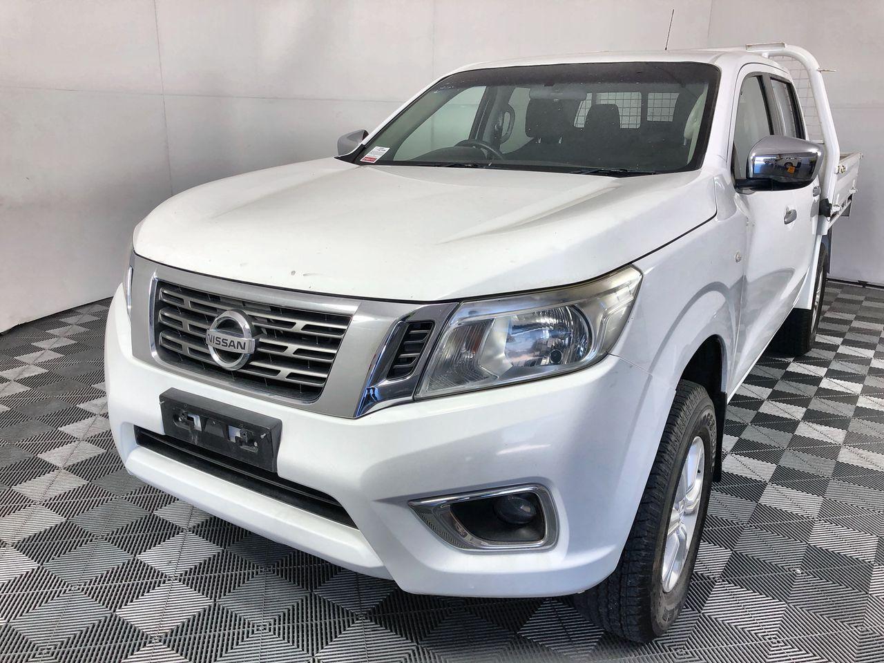 2015 Nissan Navara NP300 4x4 71,038km's Auto