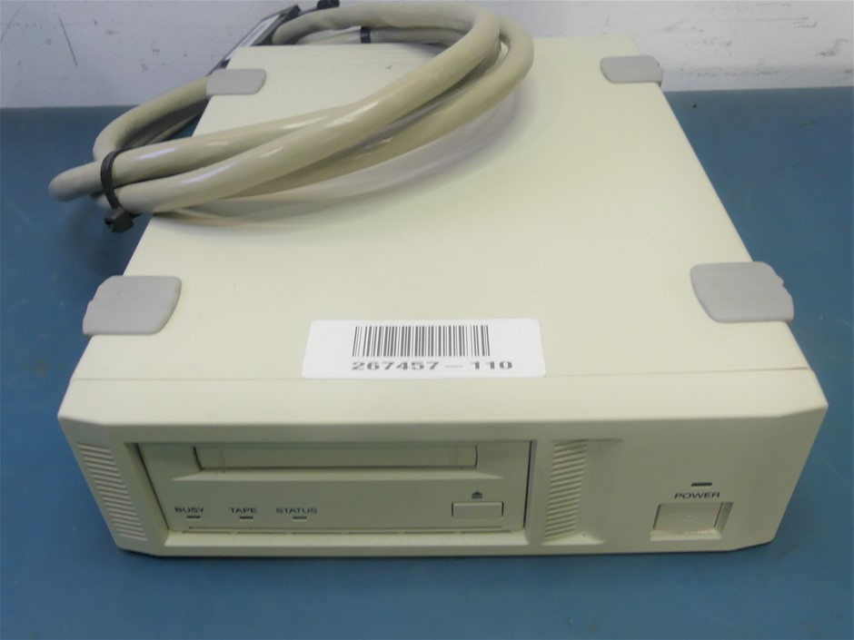 Sony DDS External Tape Drive SDT-D9000