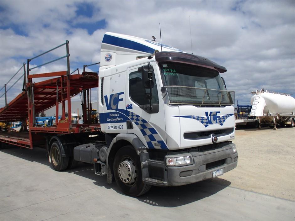 2007 Mack Premium 370DCI 4 x 2 Prime Mover Truck