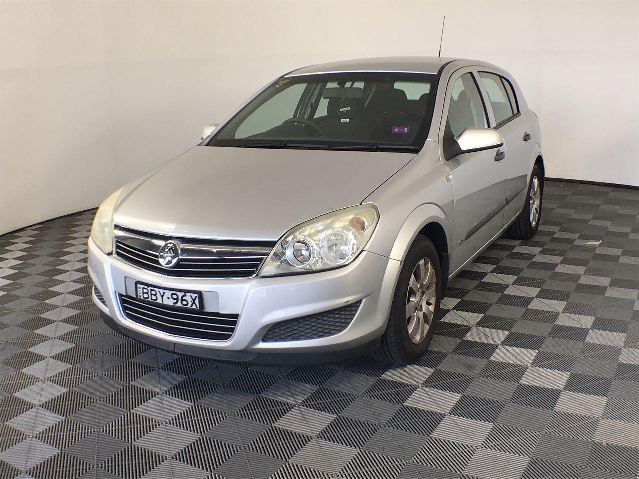 2007 Holden Astra CD Hatchback 134,805kms