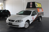 Unreserved 2003 Ford Falcon XL BA