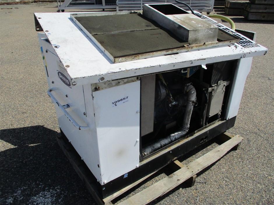 Denyo 70 Diesel Powered Air Compressor