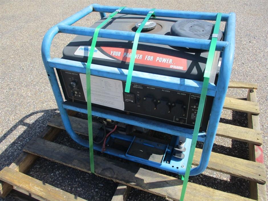 Powerlink GP6500HE 5kVA Generator