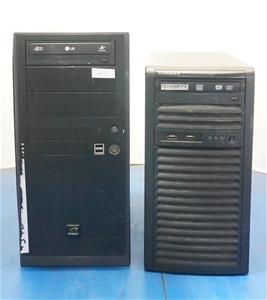 Desktop Tower PC Bundle (2-Pack)