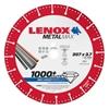 LENOX High Speed Diamond Metal Cut-off Saw, 300 x 3.8 x 25.4mm Buyers Note