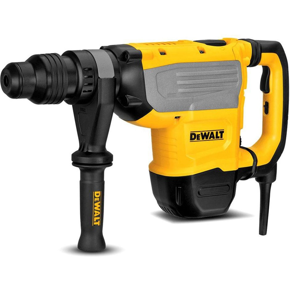 DeWALT SDS MAX Rotary Hammer Drill 1600W, Drill Capacities: Concrete 48mm,